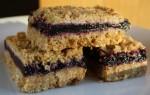 Starbucks Gluten Free Blueberry Oatmeal Bars