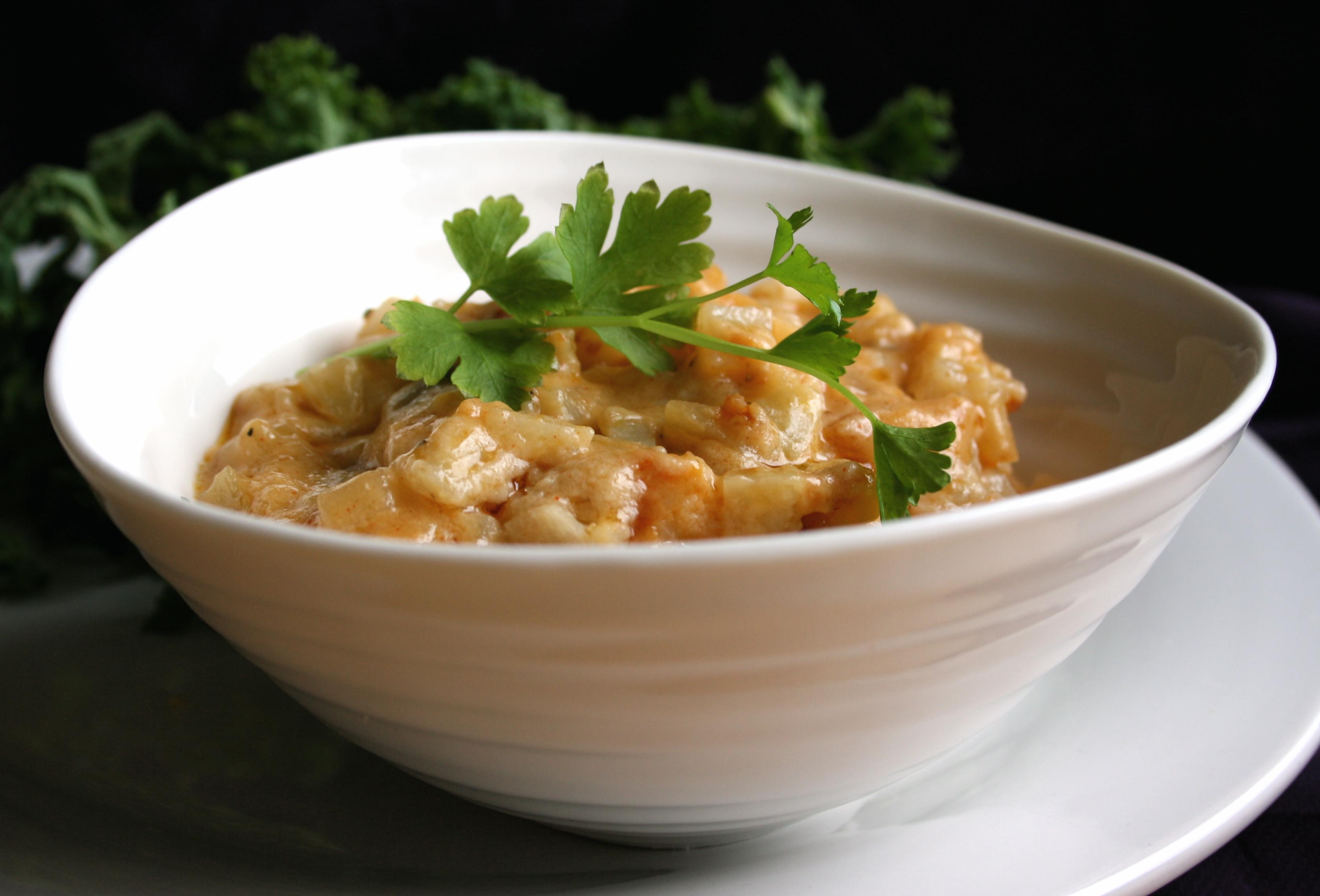 Gourmet Gluten Free Cheesy Potato Cassorole