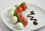 Bocconcini Tomato Appetizer