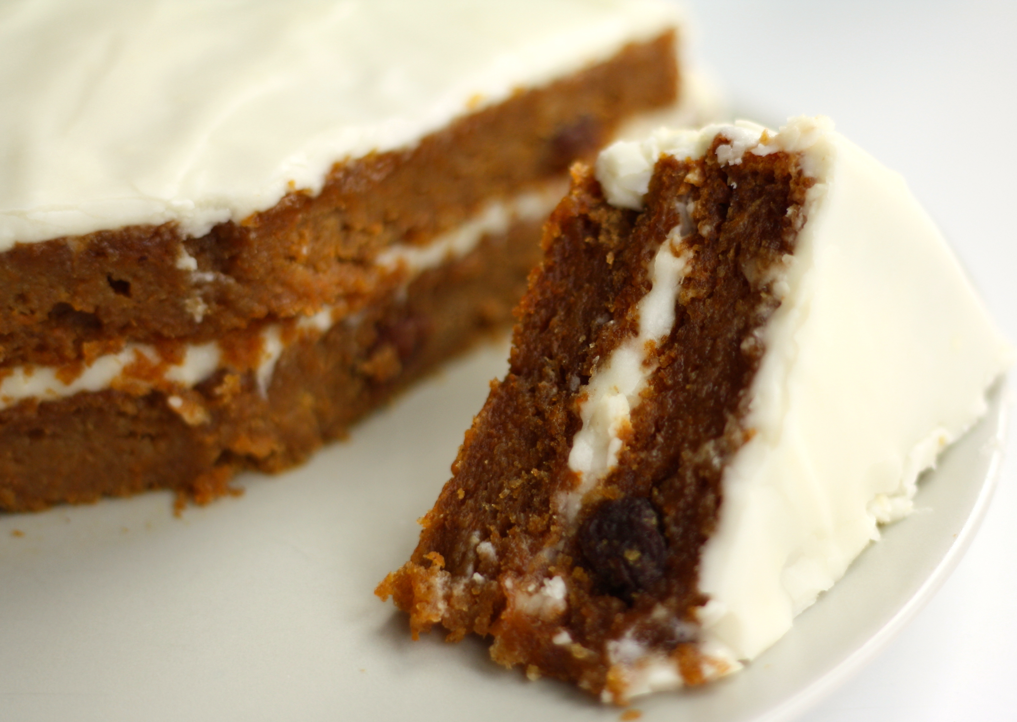 Delicious Gluten Free Carrot Cake - GLUTEN FREE FOR ALL TV