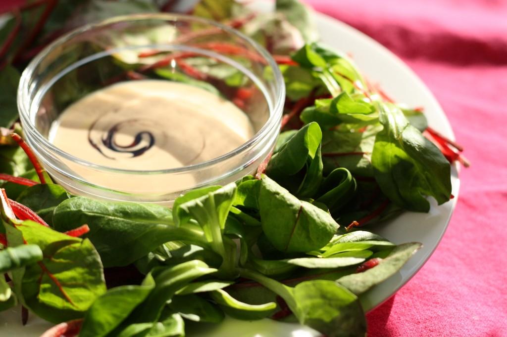 Creamy Low Fat Salad Dressing