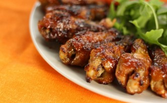 Gluten Free Ginger Soy Wings