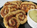 Gluten Free Sausage and Fennel Danish