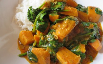 Gluten Free Creamy Vegetable Curry